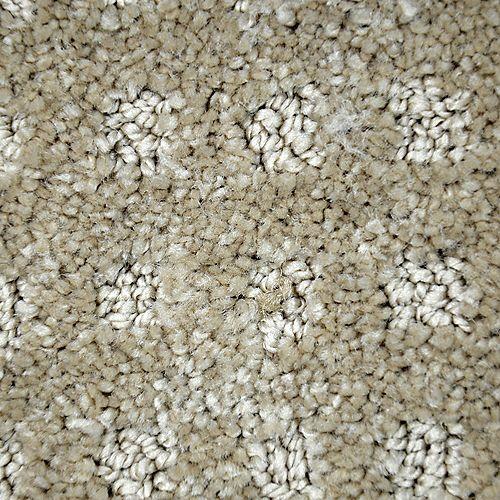 Fancy Flair Rockmart 12 ft. x Custom Length Pattern Carpet