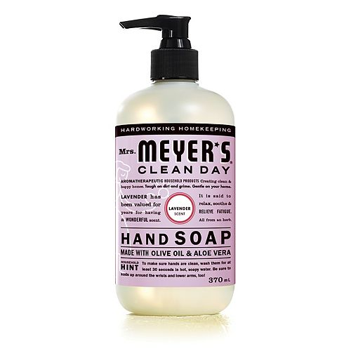 Mrs. Meyers Clean Day Hand Soap - Lavender