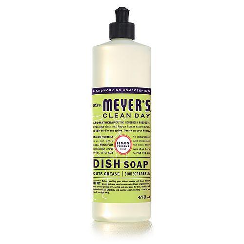 Clean Day Dish Soap - Lemon Verbena