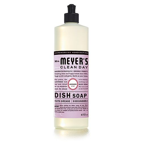 Clean Day Dish Soap (Lavender)