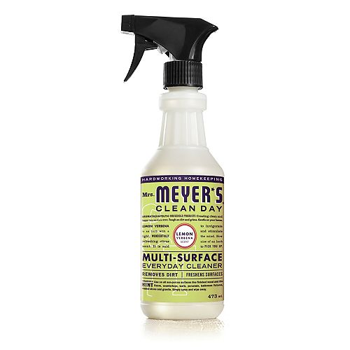 Mrs. Meyers Clean Day Nettoyant multi-surfaces quotidien - Parfum de Verveine de Citronnelle