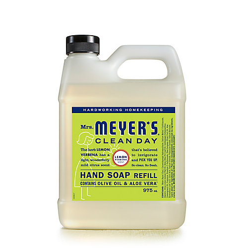 Clean Day Hand Soap Refill - Lemon Verbena