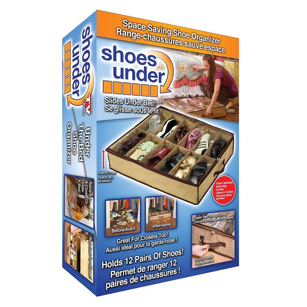 Shoes Under Shoes Under - Tan