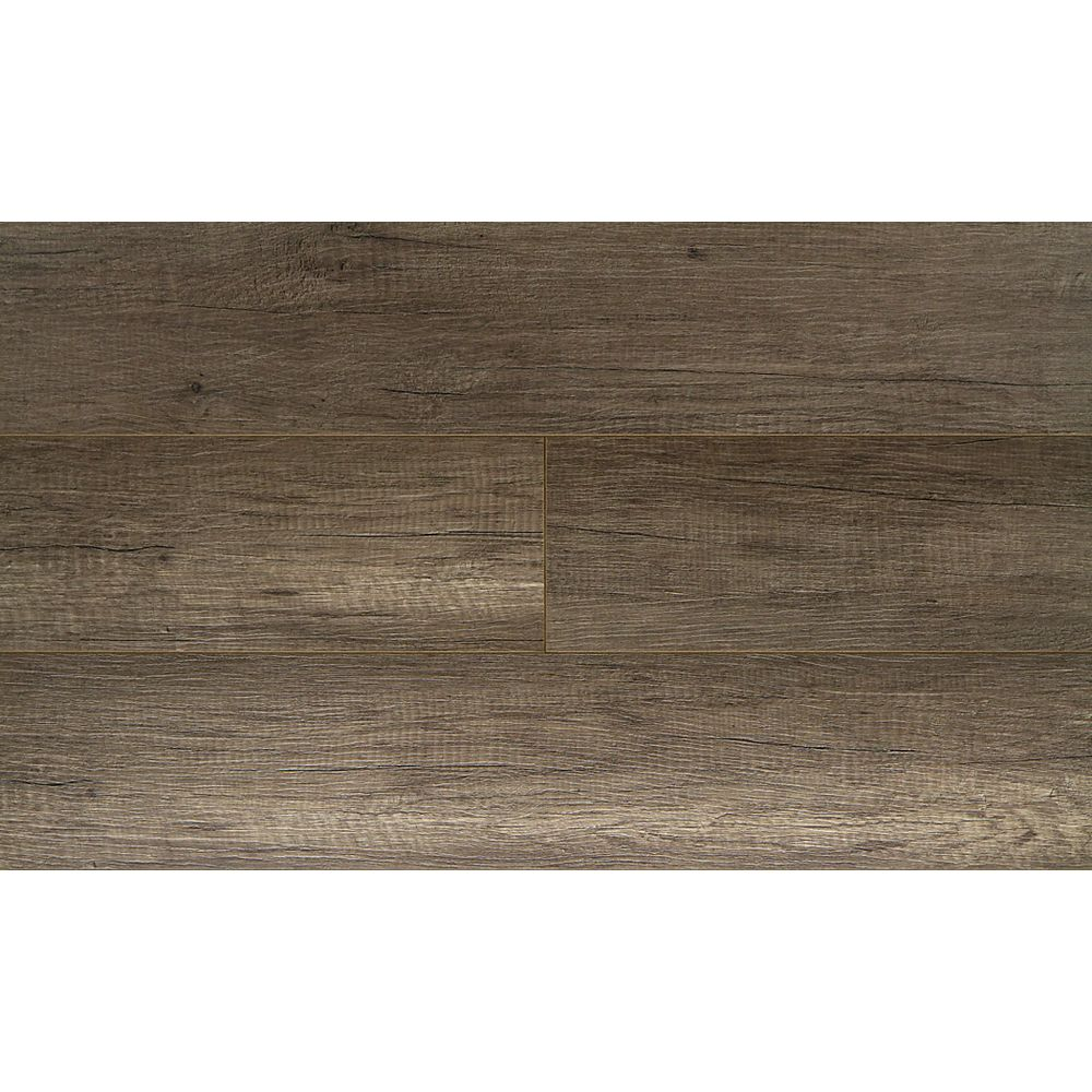 Lifeproof Pebble Oak 12mm x 7.48-inch W x 47.72-inch L Water-Resistant Laminate Flooring (19.80 sq.ft. / case)