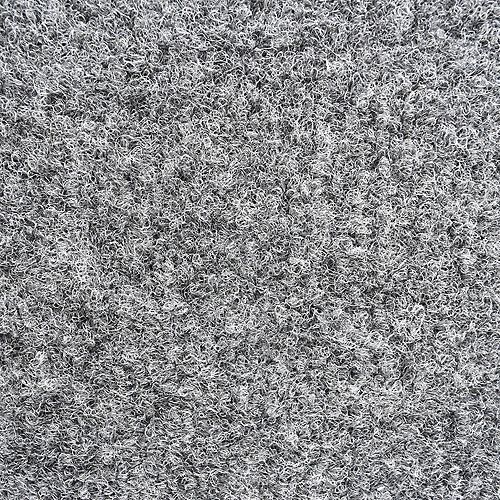 Grey Atrium 12 ft. by Custom Length Carpet Roll