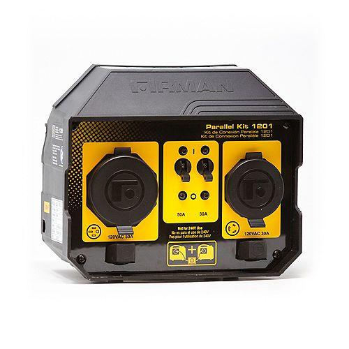 50A Portable Generator Parallel Kit
