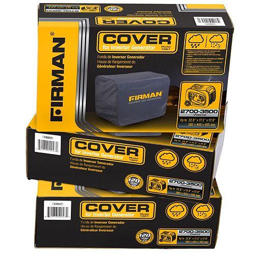3000W Inverter Cover