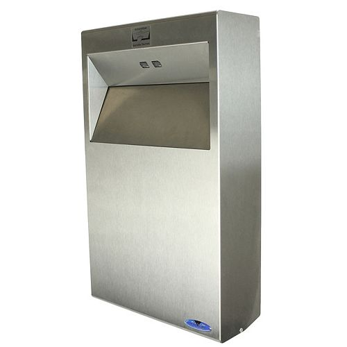 Frost Automatic Napkin Disposal Stainless Steel