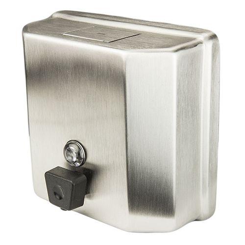 Frost Stainless Steel Soap Dispenser Profile