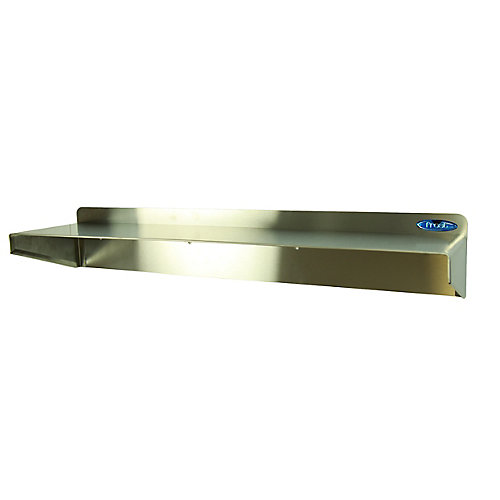Stainless Steel Shelf 24 Inch