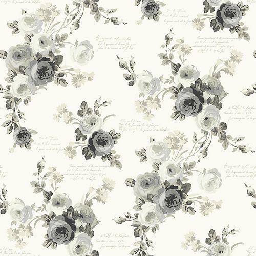 Magnolia Home Heirloom Rose Papier peint amovible