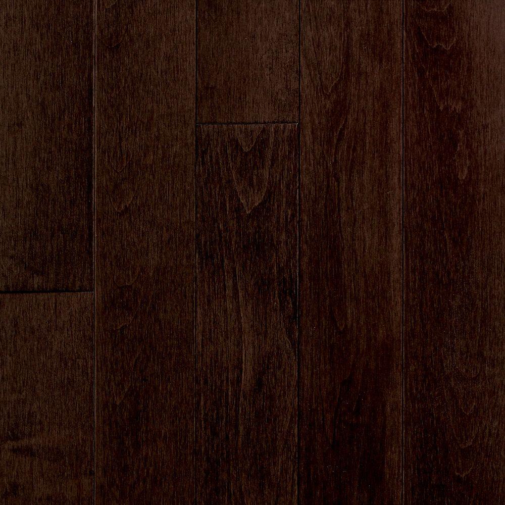 Canadian Coffee Birch 5/5-inch x 5 5/5-inch x Varying Length Hardwood  Flooring (5 sq. ft. / case)