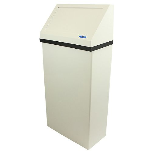 Frost Wall Mounted Waste Receptacle
