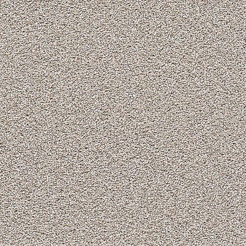 Glacier Belle 12 ft. x Custom Length Textured Carpet