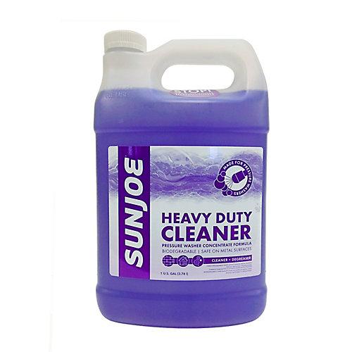 Produit nettoyant et dégraissant de type industriel conçu pour les nettoyeurs haute pression, 3,78l