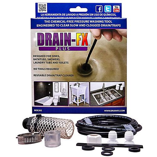 Plus Drain Unclogging Tool