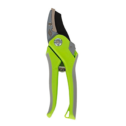 NXAP8M 8-inch Anvil Pruner for Trimming Dry Dead Stems