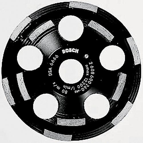 5-inch Double Row Segmented Diam