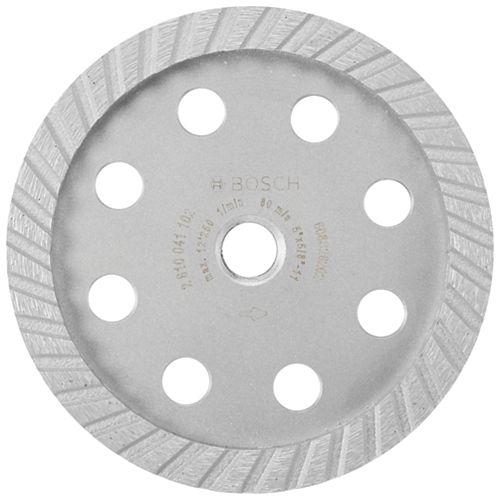 5-inch Turbo Diamond Cup Wheel