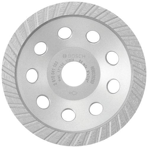 5-inch Turbo Diamond Cup Wheel for Concrete