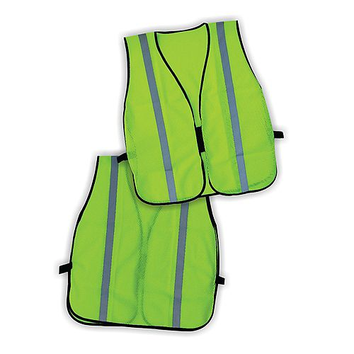 Hi-Viz Green Vest
