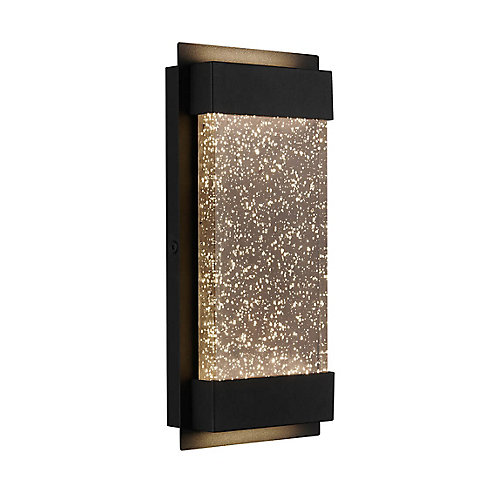 Luminaire d'extérieur à DEL intégrée Glow Box