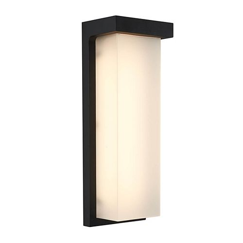 Outdoor wall LED Light -Black