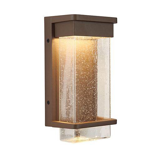 LED Outdoor wall  Light -Bronze