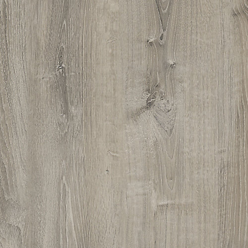8.7-inch x 47.6-inch Sterling Oak Luxury Vinyl Plank Flooring (Sample)