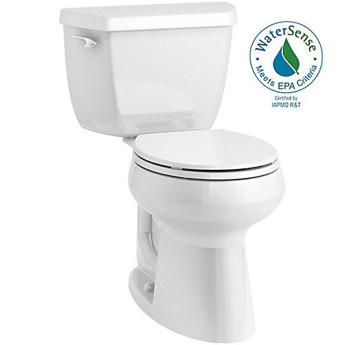 Highline Classic Complete Solution Toilette arrondie à hauteur de confort 1,28 gpf