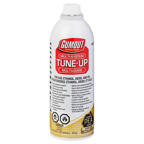 Multi-System Tune-Up  473 ml