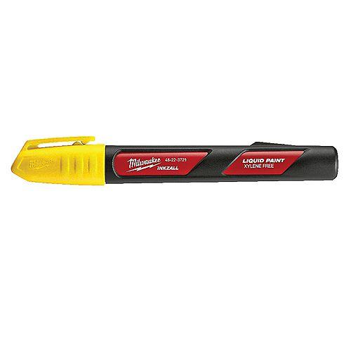 INKZALL Paint Marker in Yellow