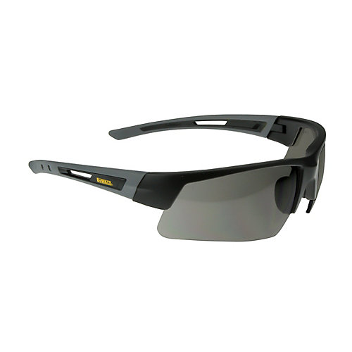 Crosscut  Safety Eyewear - Polarized Smoke Lens