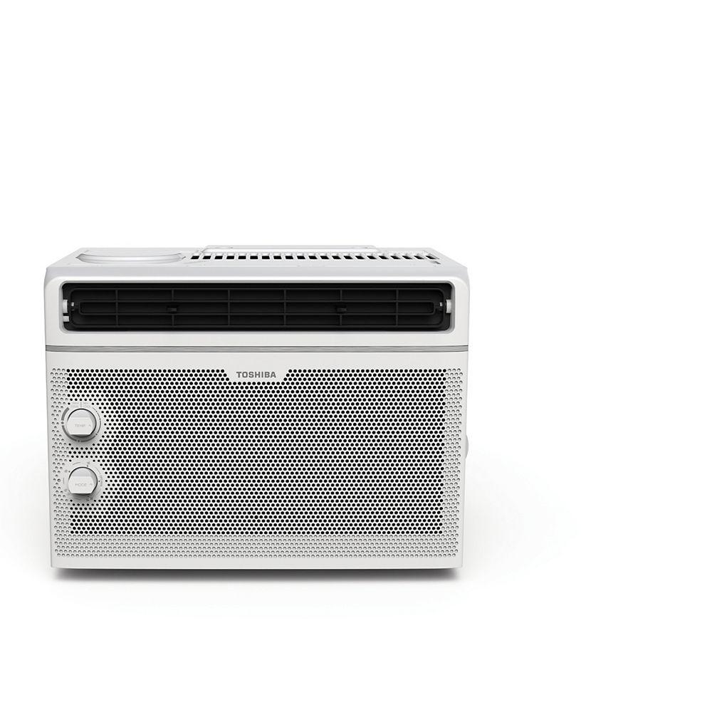 Toshiba 5,000 BTU 115-Volt Window Air Conditioner