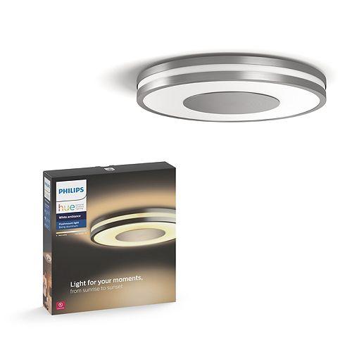 Hue Being Ceiling Lamp Aluminium