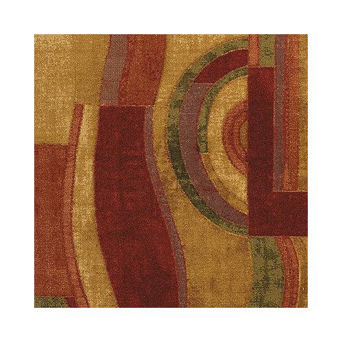 Picasso Wine 2 ft. x 8 ft. Rug Runner