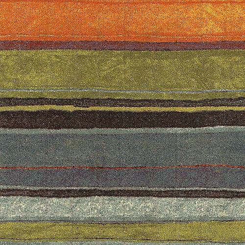 Rainbow 2 ft. x 8 ft. Multi-coloured Runner