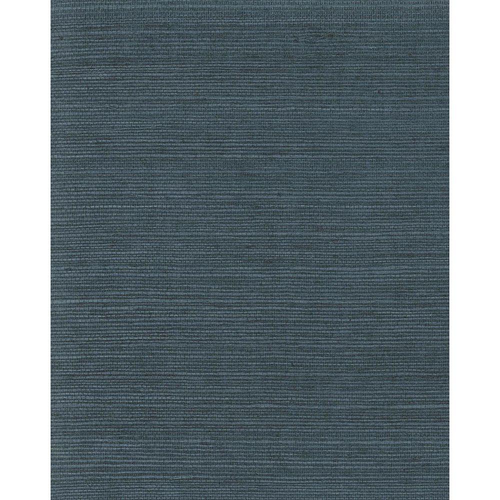 Joanna Gaines Magnolia Home 72 Sq Ft Plain Grass Blue Wallpaper The Home Depot Canada