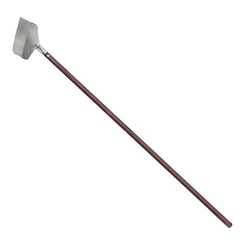 Stainless Steel Weed Sweeper, 7.25-Inch Blade