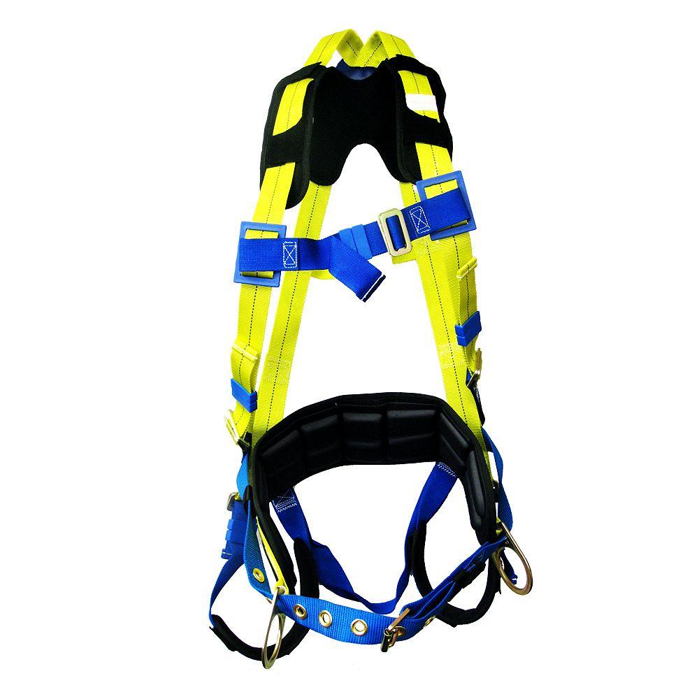Workhorse Padded Full Body Harness