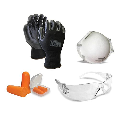 4 in 1 Safety Pack