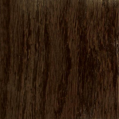 3/4-inch X 3-1/4-inch Oak Gray Solid Hardwood Plank (Sample)
