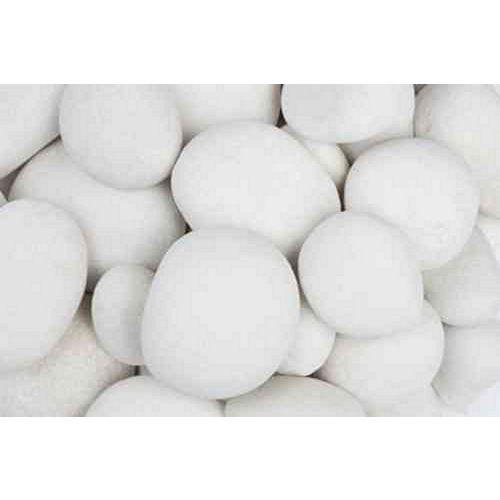 Galets blancs, 9,07 kg