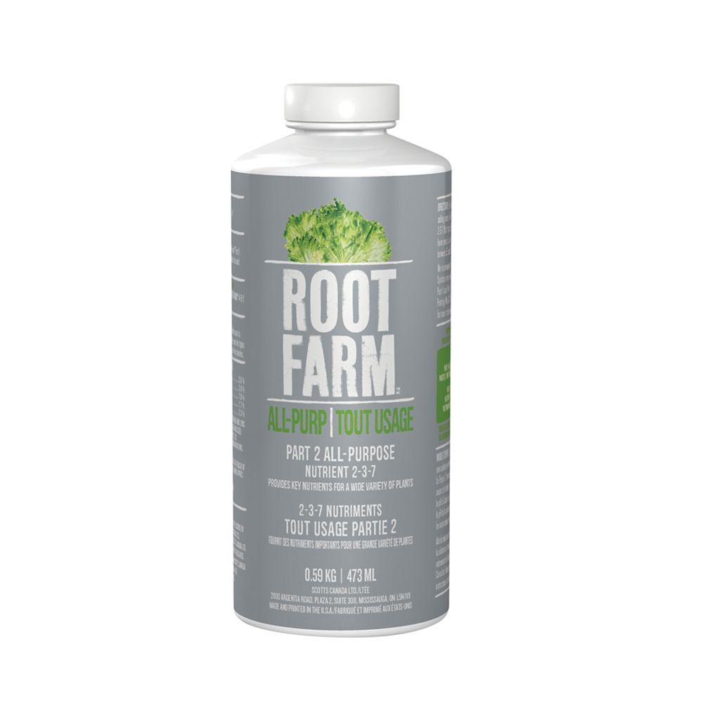 Root Farm Part 2 All Purpose Nutrient 2-3-7