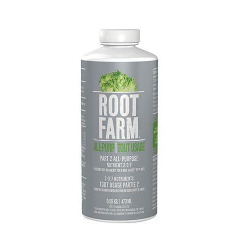 Root Farm Partie 2 Nutriments Tout Usage 2-3-7