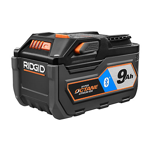 18-Volt HYPER OCTANE Bluetooth 9.0Ah Battery Pack