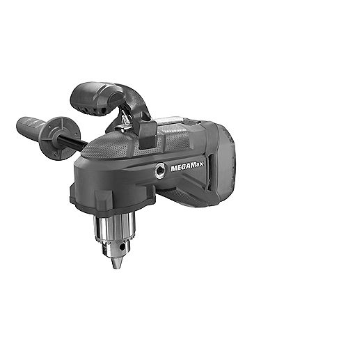 18V OCTANE MEGAMax 1/2-Inch Right Angle Drill (Attachment Head Only)