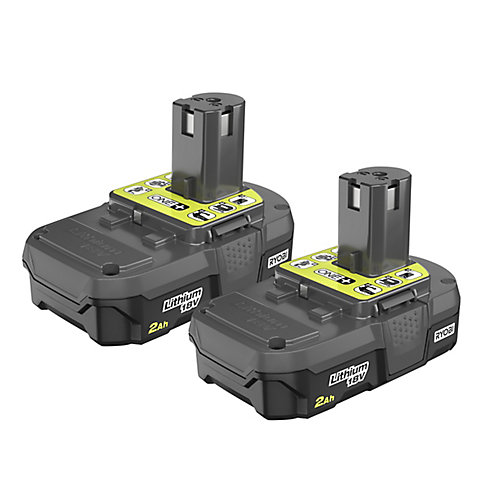 18V ONE+ Lithium+ Battery (2-Pack)