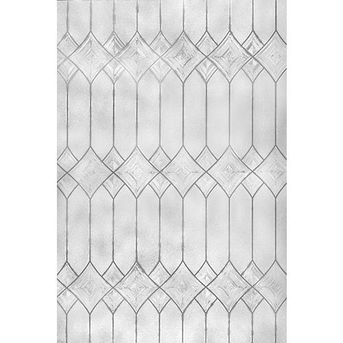 Film décoratif pour fenêtre de 61 cm. x 91 cm. Regent
