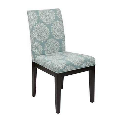Dakota Parsons Chair in Gabrielle Sky